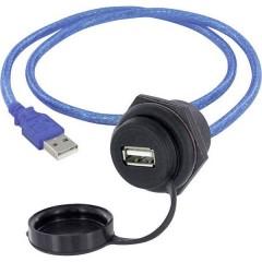 1238 Style Divisore DIN A4 1-12 Polipropilene Multicolore 12 schede extra largo, etichettabile con PC