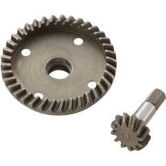 Boccola cilindrica Diam int: 4 mm Diam. est.: 5.5 mm Larghezza: 6 mm 1 pz.