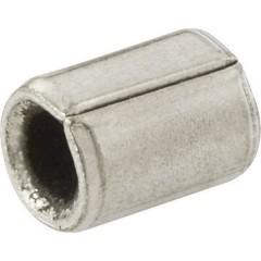 Boccola cilindrica Diam int: 8 mm Diam. est.: 10 mm Larghezza: 10 mm 1 pz.