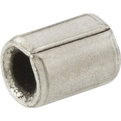 Boccola cilindrica Diam int: 2 mm Diam. est.: 3.5 mm Larghezza: 5 mm 1 pz.