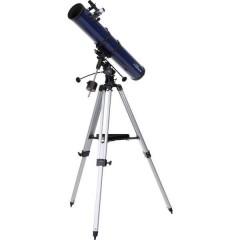 SATURN 50 Telescopio a specchi Equatoriale Newton, Ingrandimento 45 fino a 450 x