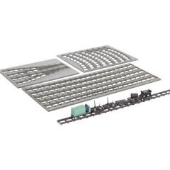 Kit ferrovia di campagna scala Z