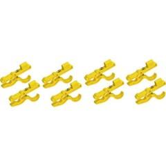 Dachklammern für FG025 Clip di fissaggio Adatto per 8 pz.