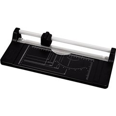 EasyCut R 320 Taglierina a rullo A4 Numero max. di fogli (80g/mq) per taglio: 5 fogli