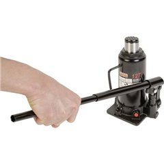 Sollevatore idraulico 6 t Altezza operativa: 21.6 - 41.3 cm