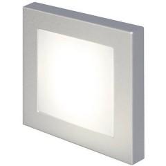 Luce LED da interni LED (monocolore) 12 V, 24 V (L x L x A) 6 x 52 x 52 mm