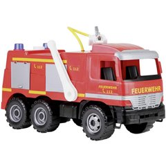 Camion lena GIGA vigili del fuoco con adesivi
