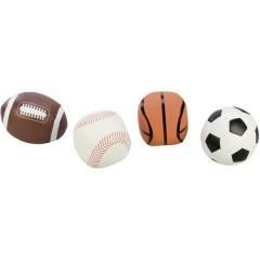 Lena soft palle Sport Kit 4 pz. 10 cm