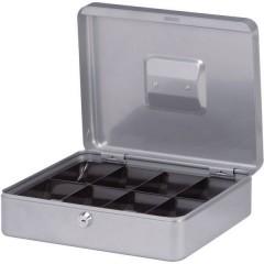 Cassetta portavalori (L x A x P) 300 x 90 x 245 mm Argento