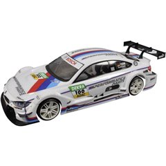 BMW M4 Brushless 1:5 Automodello Elettrica Auto stradale 4WD RtR 2,4 GHz