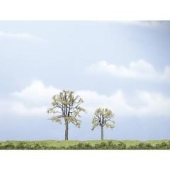 Kit alberi olmo 60 fino a 80 mm Verde chiaro 2 pz.