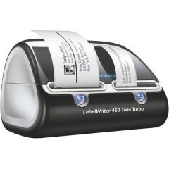 Stampante di etichette LabelWriter 450 Twin Turbo Termica 300 x 600 dpi Larghezza etichetta (max.): 56 mm USB