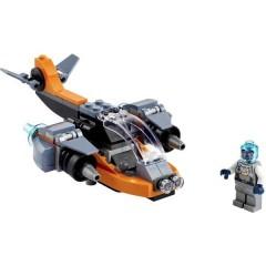 LEGO® CREATOR Drone cyber