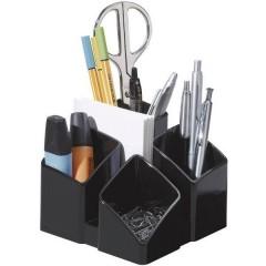 SCALA Porta matite Nero Numero scomparti: 4