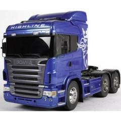 Scania R620 6x4 1:14 Elettrica Camion modello In kit da costruire