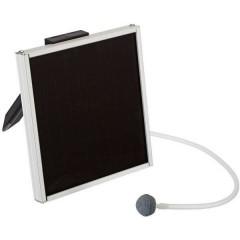 PondoSolar Air 150 Plus Ossigenatore solare per stagno e laghetto 80 l/h