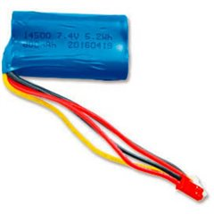 Batteria ricaricabile Adatto per: Blue Barracuda 1 pz.