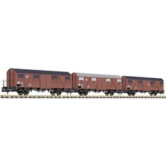 Kit da 3 pz. vagone merci di DB DB