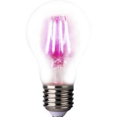 Lampadina LED per piante 109 mm 230 V E27 4 W Forma di bulbo 1 pz.