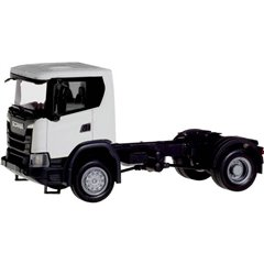 H0 Scania Trattore CG 17 4x4, bianco
