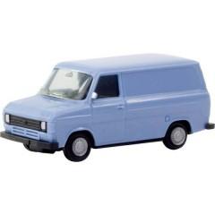 H0 Ford Scatola di transito, blu pastello