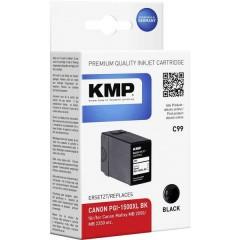 Cartuccia Compatibile sostituisce Canon PGI-1500XL BK Nero C99