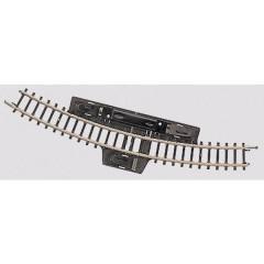 Z miniclub Commutatore binari, curvo 30 ° 195 mm