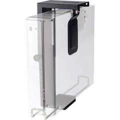 Supporto per PC da tavolo, Sottostruttura Nero Carico massimo fino a=10 kg