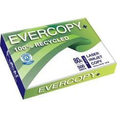 Evercopy+ Carta riciclata per stampante DIN A4 80 gm² 500 Foglio