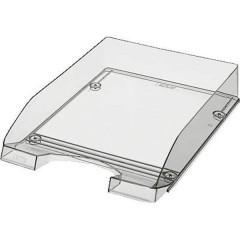 Vassoio porta corrispondenza 5226 Plus 255x70x360mm per: A4 trasparente