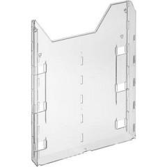 COMBIBOXX A4 EXTENSION - 8579 Porta depliant Trasparente DIN A4 Numero scomparti 1 1 pz. (L x A x P) 242