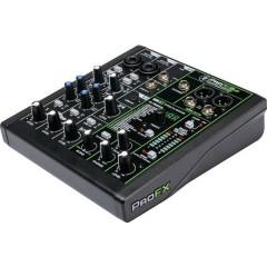 Mackie ProFX6v3 Mixer DJ Numero canali:6