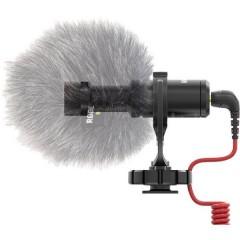 RODE Microphones VIDEO MICRO Microfono per telecamera Tipo di trasmissione:Cablato incl. cavo, incl. protezione vento,