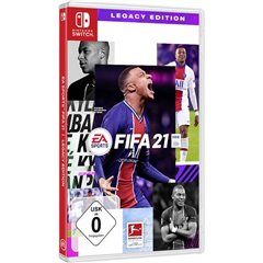 NSW Fifa 21 Legacy Edition Nintendo Switch USK: 0
