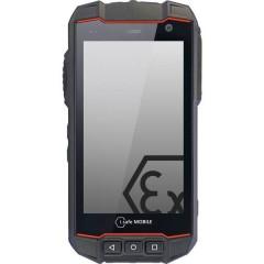 i.safe MOBILE IS530.1 Smartphone protetto Ex Zona Ex 1, 21 11.4 cm (4.5 pollici) Gorilla Glass 3, con NFC, Ermetico