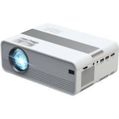 Videoproiettore Technaxx TX-127 LCD Luminosità: 2000 lm 1280 x 720 WXGA Bianco