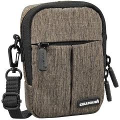 Cullmann MALAGA Compact 200 Borsa per fotocamera Misura interna (LxAxP) 7 x 10 x 3 cm Protezione dalla pioggia Marrone