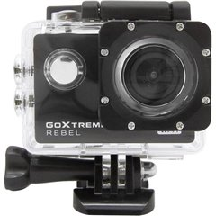 GoXtreme Rebel Action camera Webcam, Resistente agli spruzzi dacqua