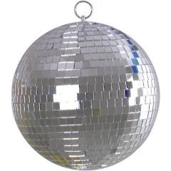 42109215 Palla a specchi da discoteca con motore 20 cm