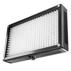 Walimex Pro 17813 Lampada fotografica LED per video Numero di LED312 Bi-Color