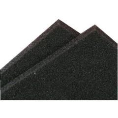 Monacor MDM-3002 Schiuma acustica (L x A) 480 mm x 378 mm Poliuretano