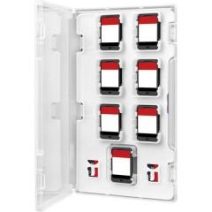 Gamebox Doppelpack Custodia protezione per giochi Nintendo Switch
