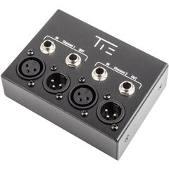 Tie Studio THM-2 Dual Isolation Box Eliminatore di feedback