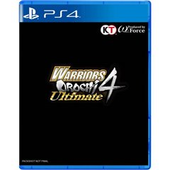 Warriors Orochi 4 Ultimate PS4 USK: 12