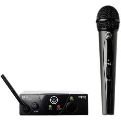 WMS40Mini Vocal Set ISM2 Kit microfono senza fili Tipo di trasmissione:Senza fili (radio)