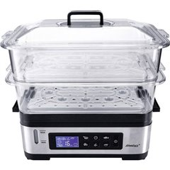 DG 2 Vaporiera Funzione cucina riso Acciaio