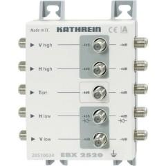 EBX 2520 Distributore SAT 2 vie 5 - 862 MHz, 950 -2150 MHz