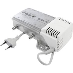 VOS 20/RA-1G Amplificatore per TV via cavo 20 dB