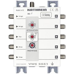 VWS 2551 Amplificatore SAT 4 vie 16 dB