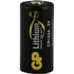 DL123A Batteria per fotocamera CR-123A Litio 1400 mAh 3 V 1 pz.